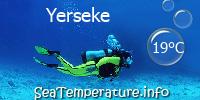 zeewatertemperatuur